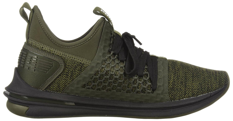 Puma Men s Ignite Limitless Sr Netfit Sneaker  Amazon.co.uk  Shoes   Bags 417a30228