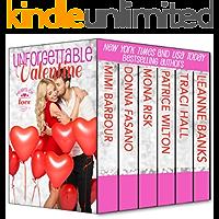 Unforgettable Valentine: Hearts of Love (The Unforgettables Book 4)