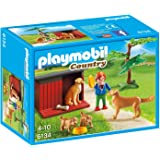 Playmobil - Golden retrievers (61340)
