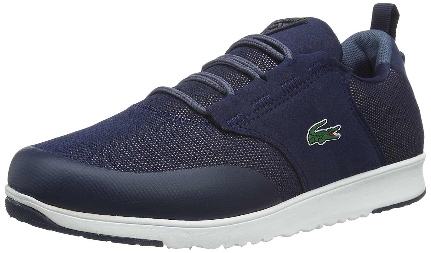 Lacoste L.Ight R 316 1 SPW Nvy, Bajos para Mujer 37 EU|Azul (Nvy)