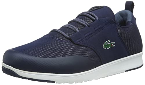 98f5e457a Lacoste L.Ight R 316 1 SPW NVY, Baskets Basses Femme: Amazon.fr ...
