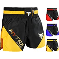 Mytra Fusion Pro Boxing Shorts Combat Shorts for