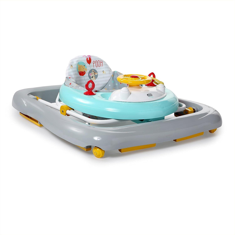 Amazon.com: Disney Baby Winnie the Pooh Happy Hoopla Walker ...