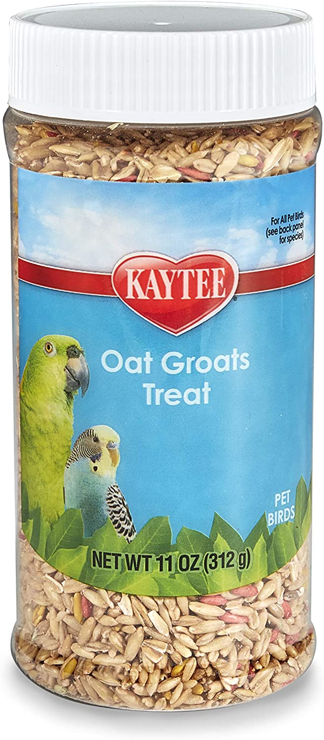 Kaytee Forti-Diet Pro Health Oat Groats Bird Treat