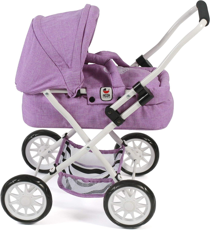 Bayer Chic 2000 555 35 Dolls Pram Purple