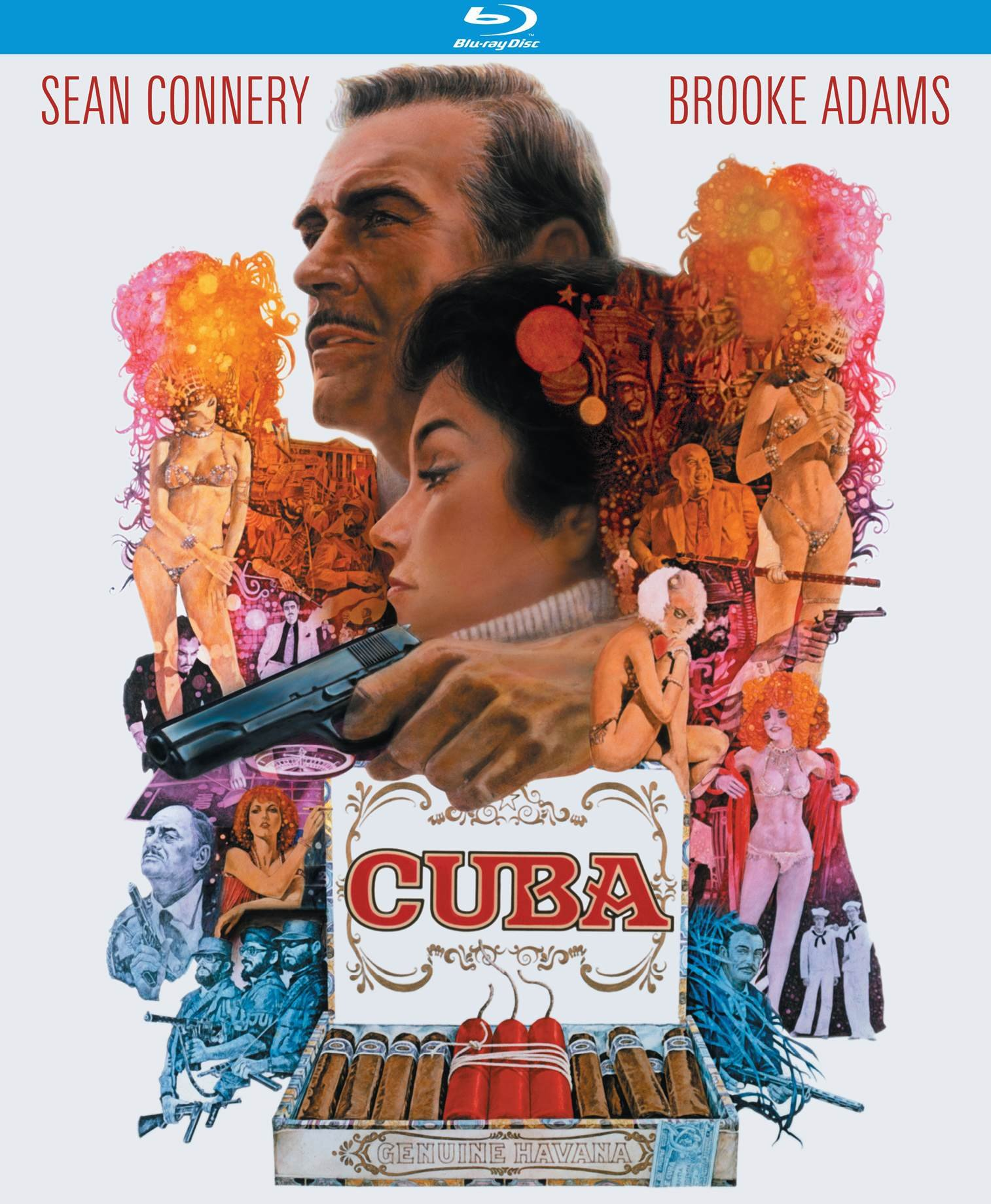 Blu-ray : Cuba (Subtitled)