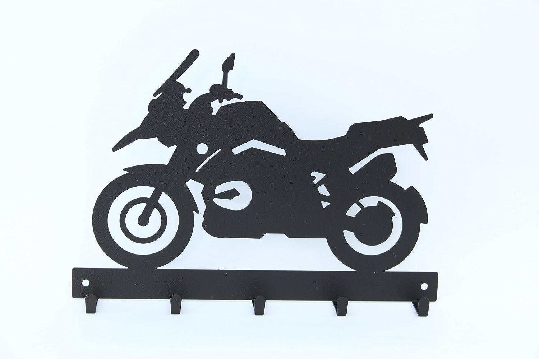 dise/ño de Motocicleta Maxi Enduro Fabricado artesanalmente en Italia lgador de llaves de pared