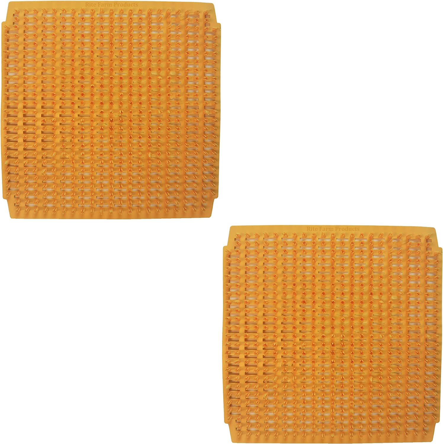 WASHABLE NESTING BOX PADS FOR CHICKEN COOP POULTRY NEST PAD PLASTIC NEST PAD 5