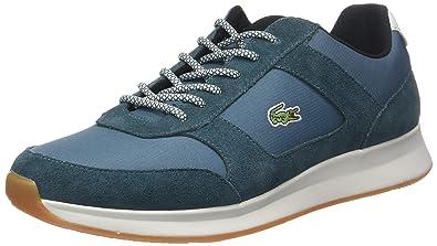 Lacoste Joggeur 417 1 SPM Dk, Zapatillas para Hombre: Amazon.es: Zapatos y complementos