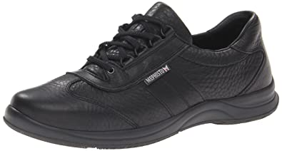 Men's Walking Shoes/Mephisto Hike Black Wild