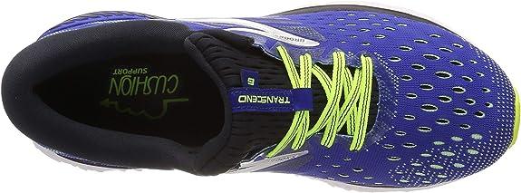 Brooks Transcend 6, Zapatillas de Running para Hombre: Amazon.es: Zapatos y complementos