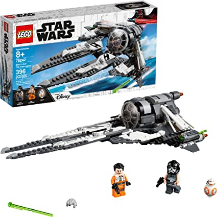 Lego 75248 Star Wars Resistencia A-wing Starfighter