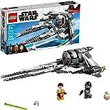 LEGO Star Wars Resistance Black Ace TIE Interceptor 75242 Building Kit (396 Piece)