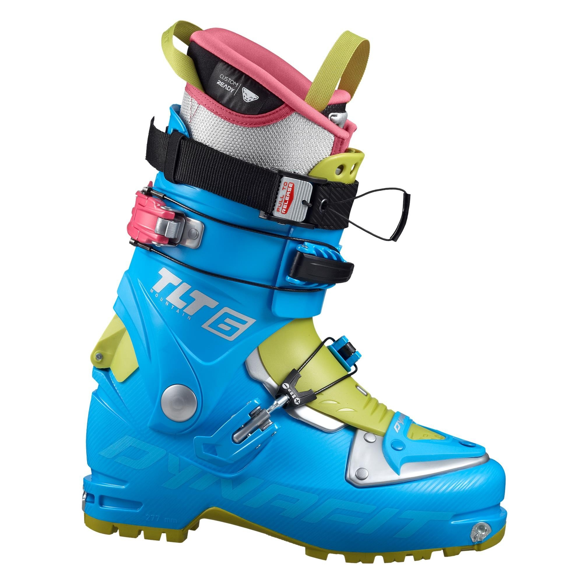 Dynafit W's Tlt 6 Mountain Cr Boot 201 Azur/cit 26.5 by Dynafit