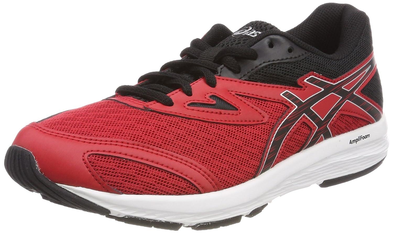 Rouge (Classic rouge noir argent 2390) ASICS Amplica GS, Chaussures de Running Compétition Mixte Enfant 36 EU