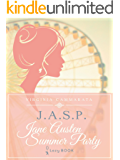 J.A.S.P. Jane Austen Summer Party