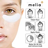 MELIA Under Eye Patches Eye Mask for Puffy