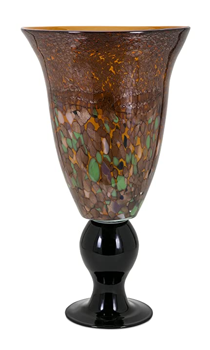 Amazon Imax 47931 Nadine Glass Oversized Glass Vase Home Kitchen