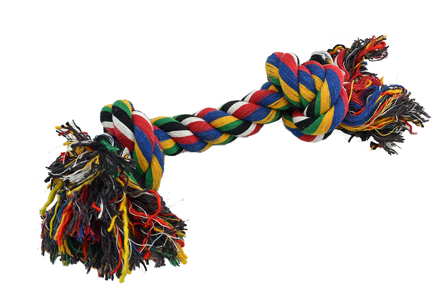 cheap Amazing Pet Products Rope Dog Toy, X-Large, 2 Knot Bones