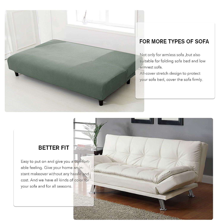 CHUN YI - Funda elástica para sofá o sofá Cama sin ...