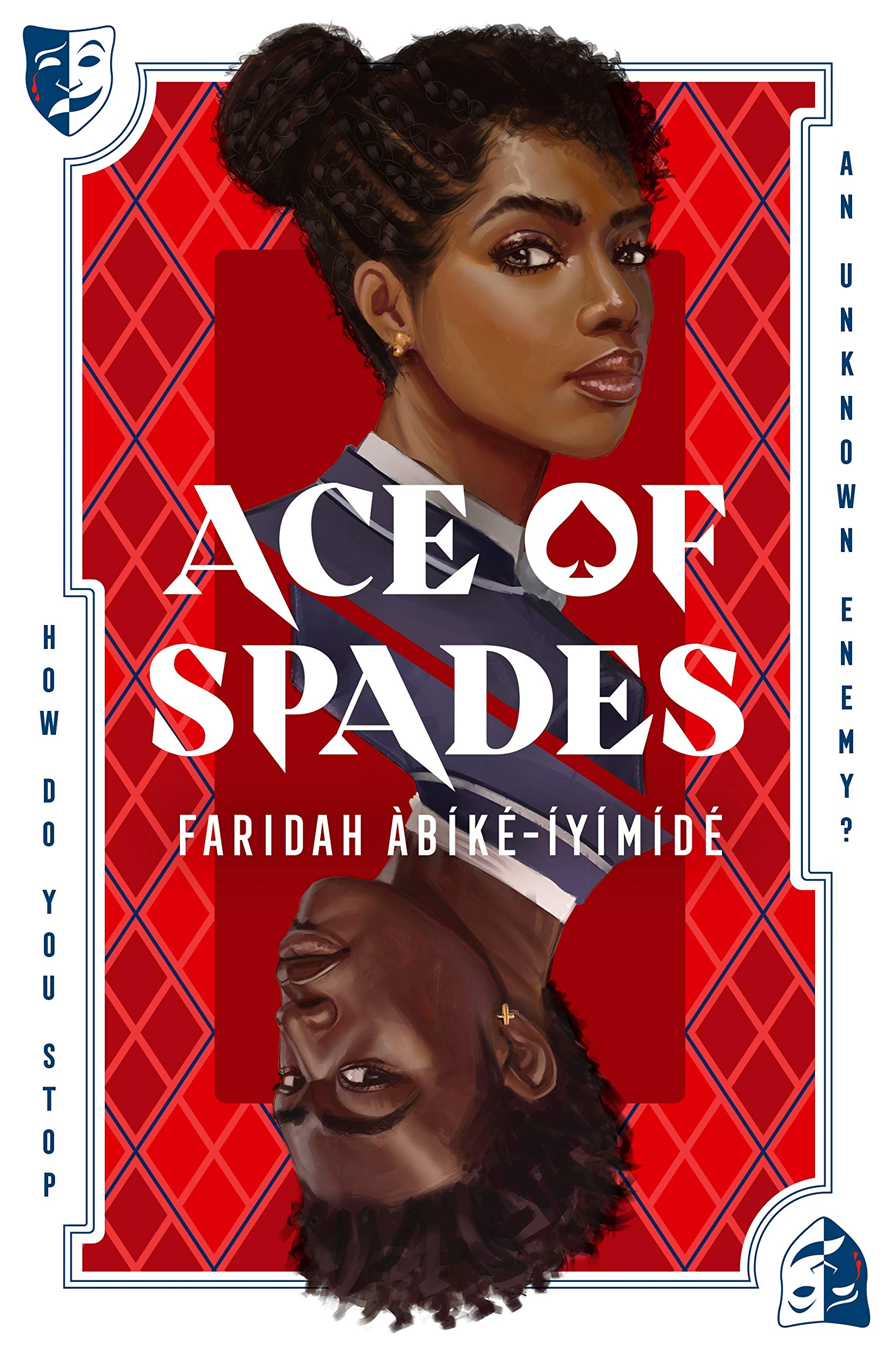 Ace of Spades : Àbíké-Íyímídé, Faridah: Amazon.ca: Books