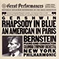 Gershwin Rhapsody In Blue American In Paris