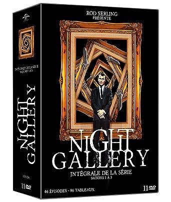 night gallery integrale de la serie saisons 1 a 3