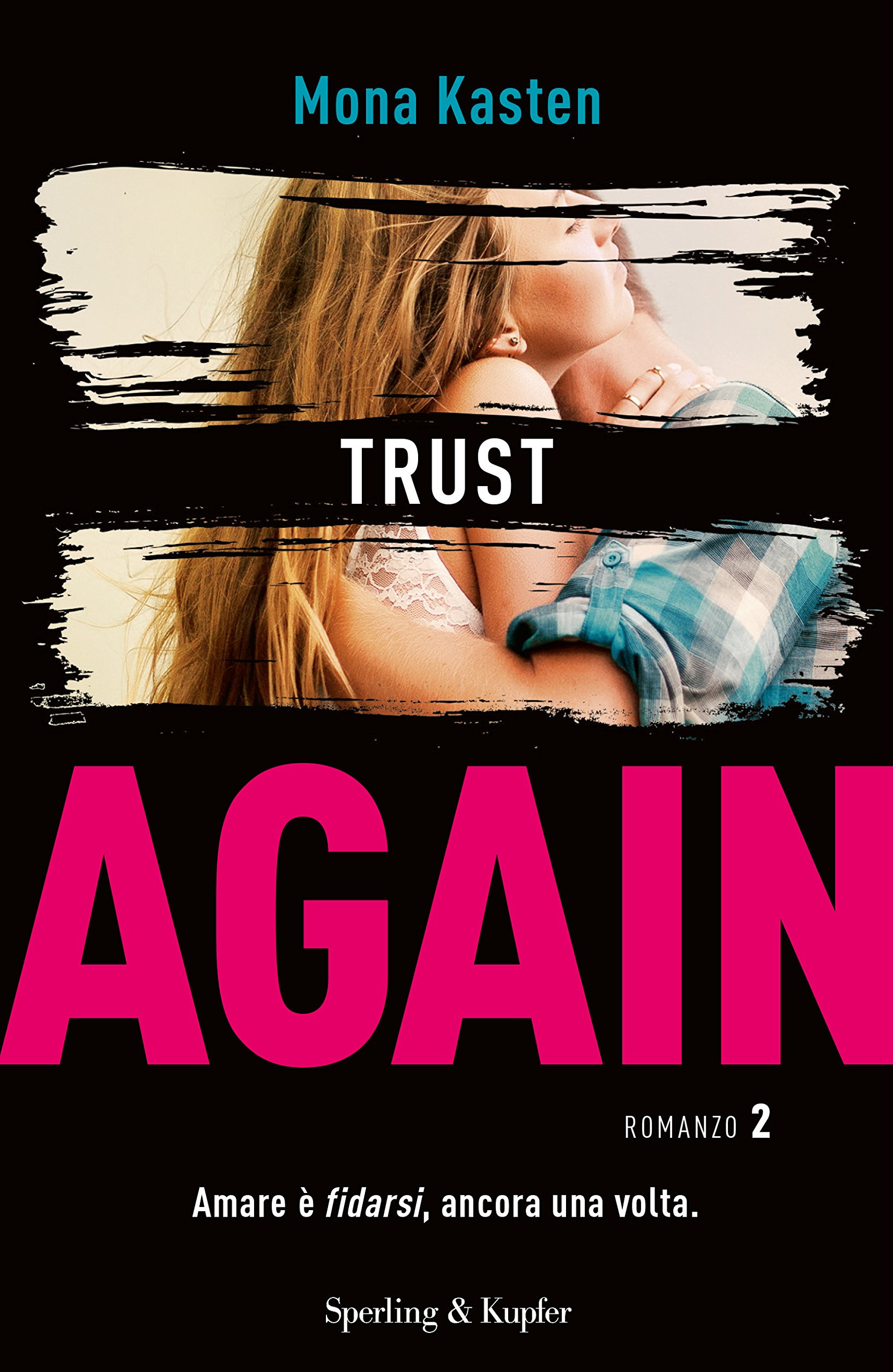 Image result for trust again libro