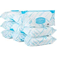 720-Count Amazon Elements Baby Wipes, Unscented, Flip-Top Packs