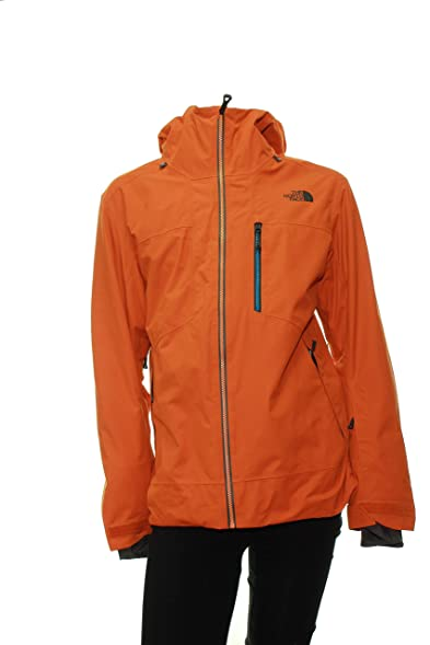 ... switzerland mens the north face maching ski jacket orange medium a2fc5  58968 af30bc36a