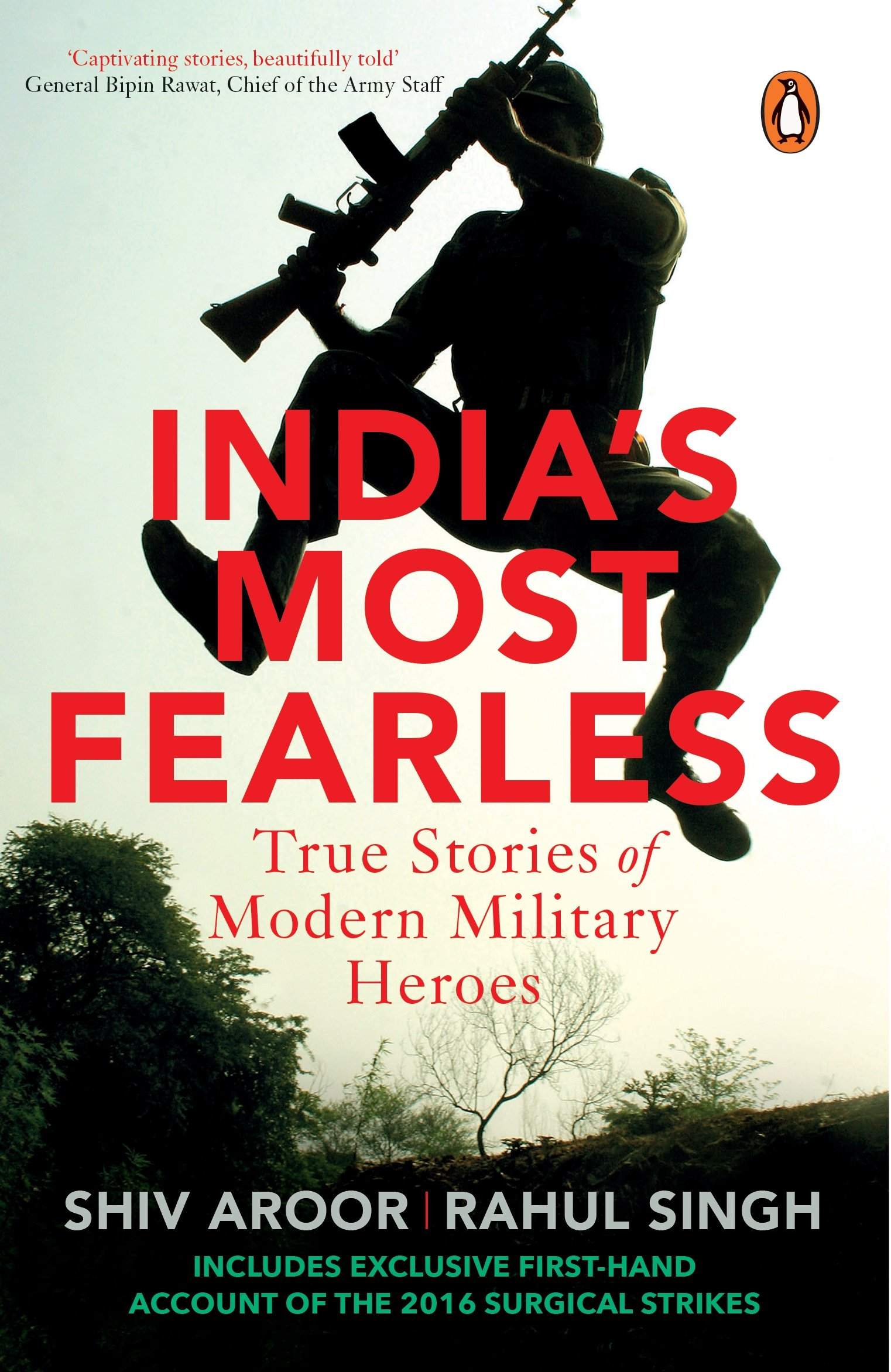 Buy India's Most Fearless: True Stories of Modern Military Heroes