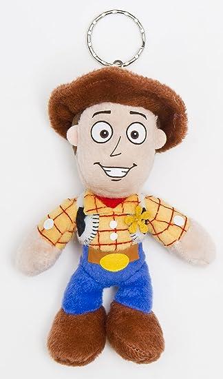 Toy Story 3 900838 - Llavero de Woody de peluche (10 cm) (Joy