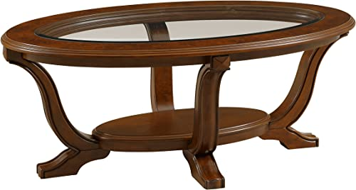 Best living room table: Broyhill Lana Oval Cocktail Table