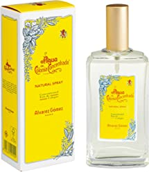 Alvarez Gomez Agua de Colonia Concentrated Eau de Cologne Spray, 5.0 Ounce