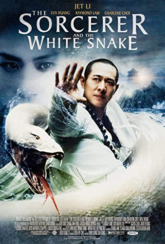 Download The Sorcerer and the White Snake (2011) Dual Audio (Hindi-English) BluRay 480p [450MB]