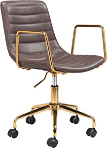 Eric Office Chair Brown