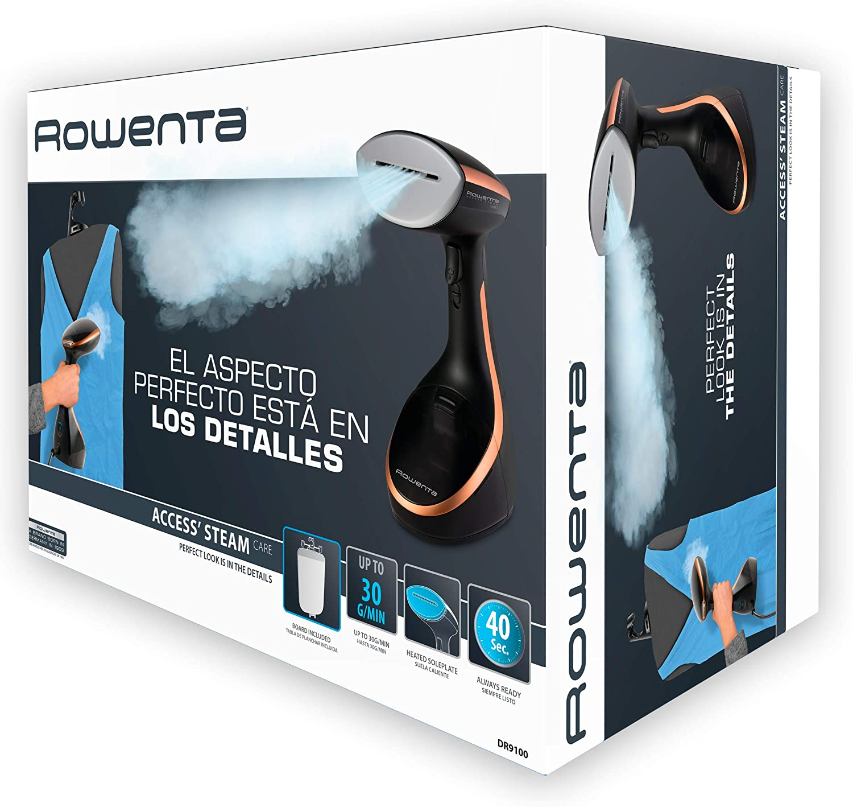 Noir Rowenta Centre de repassage Perfect Steam Pro dg9222//°F0