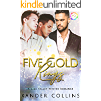 Five Gold Rings: A Winter Romance (Vale Valley Book 5)
