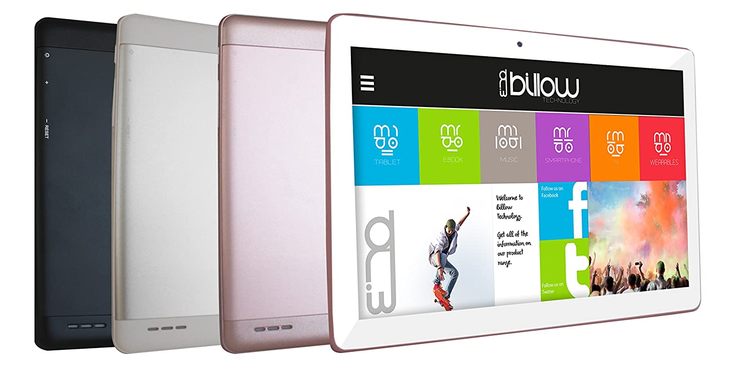 Billow Technology X104P - Tablet de 10.1