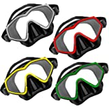 Tauchermaske »AdventureDiver« Schwimm-Maske / Swim Mask / Scuba Mask / Schnorchelmaske / Die perfekte Tauchmaske für das Schorcheln / Schnorchelset für Erwachsene und Jugendliche