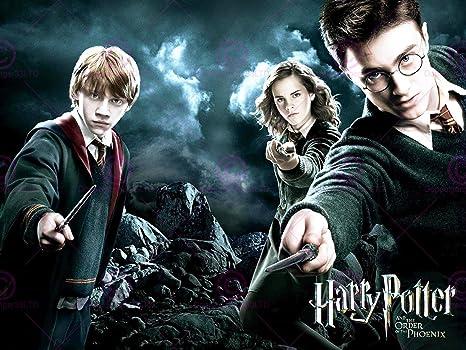 Amazon.com: Póster de Harry Potter order Phoenix de la ...