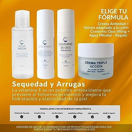 Pack Antiedad e Hidratación Especial Piel Seca | Contiene Serum ...