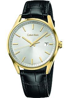 Calvin Klein Mens Quartz Watch K4M215C6
