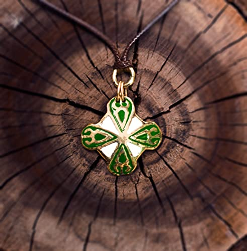 Amazon com: Big Cross Vikings Slavic Amulet Necklace Ancient Cross