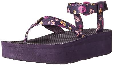 d1b725d37878 Teva Women s W Flatform Floral Ankle Strap Sandal