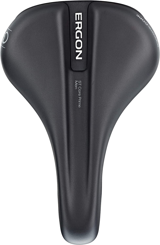 Selle Royal BMX Middle Size Bike Saddle Comfort Memory Foam SR Saddle Black