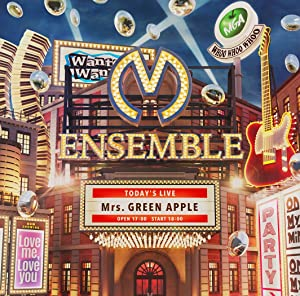 ENSEMBLE / Mrs. GREEN APPLEのサムネイル画像
