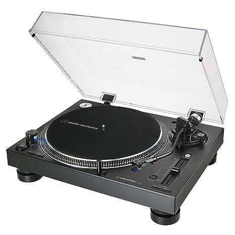Audio-Technica AT-LP140XP Giradiscos Profesional Manual de ...