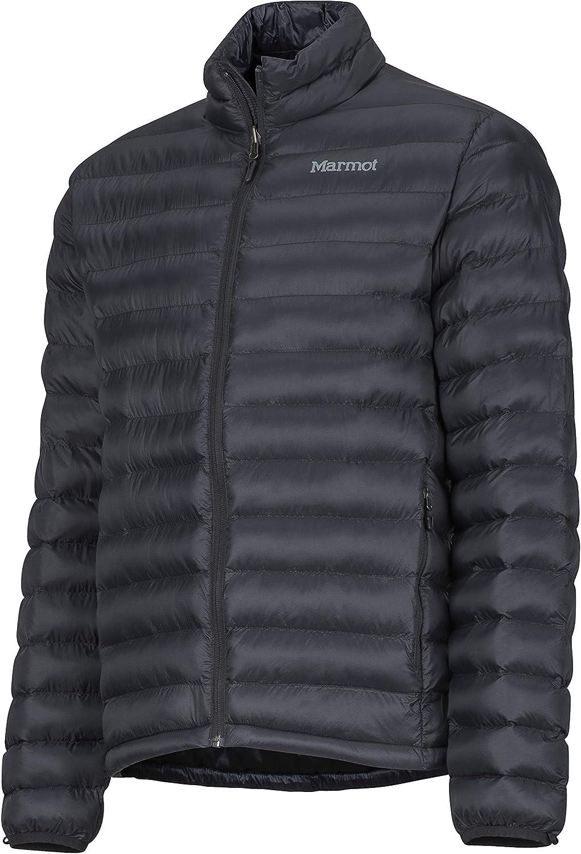 Marmot Solus Featherless Jacket, Men, with Thinsulite Eco Insulation Black