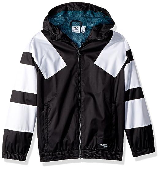 where can i buy new design cheap for sale Amazon.com: adidas Originals Kids Originals EQT Windbreaker ...